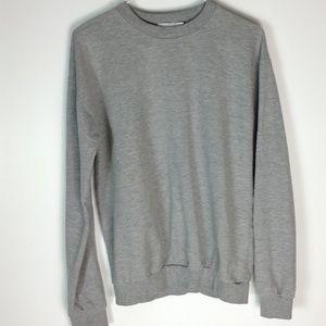 ASOS gray tall sweatshirt